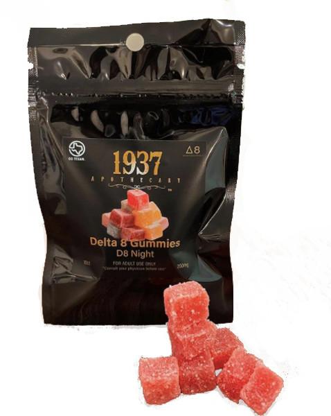 D8-Night Delta 8 Gummies