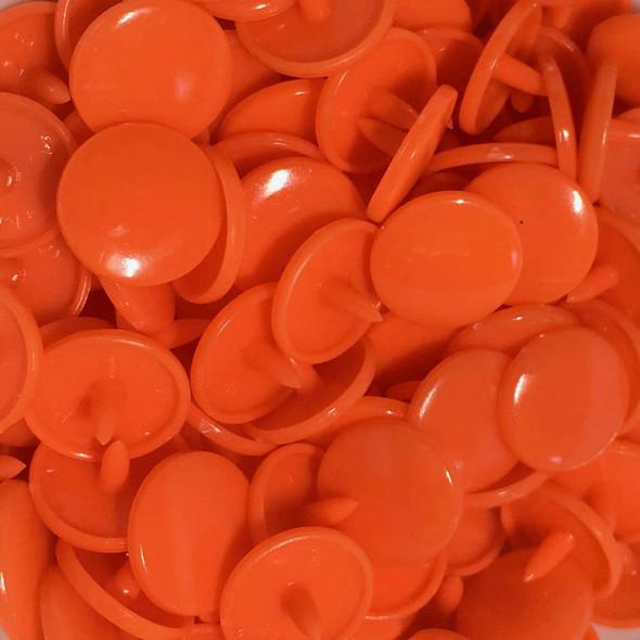 Bright Orange Snaps