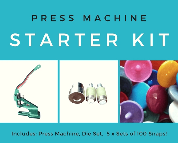 Press Machine Starter Kit