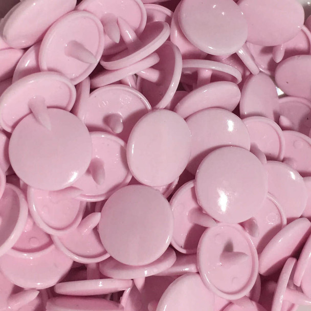 Baby Pink Snaps