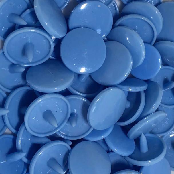 Cornflower Blue Snaps