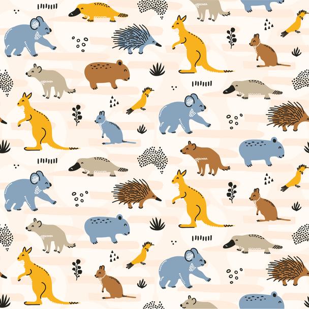 PUL Australian Animals