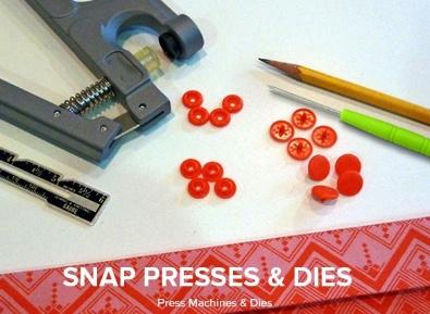Snap Presses & Dies
