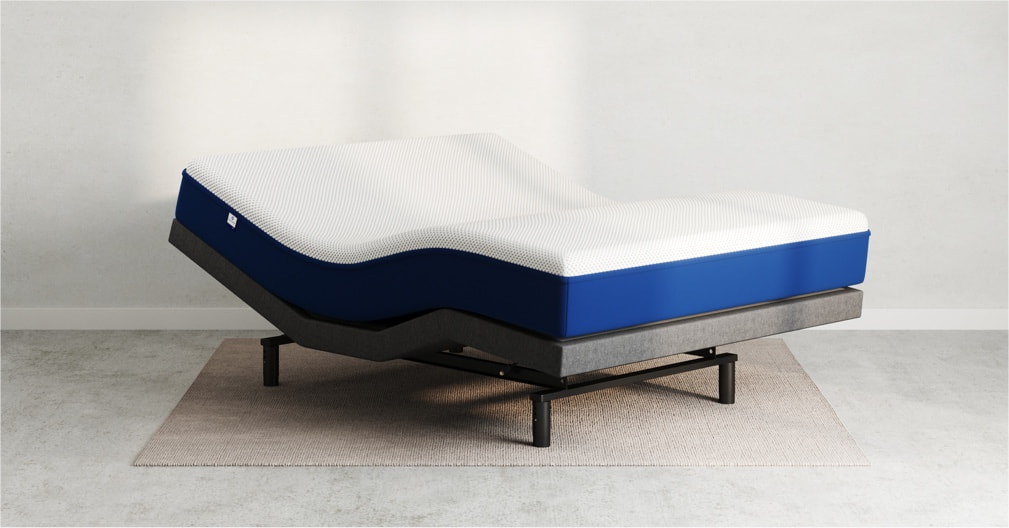 AS1 Mattress With Adjustable Bed Frame