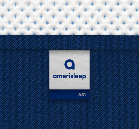 AS1 Mattress tag