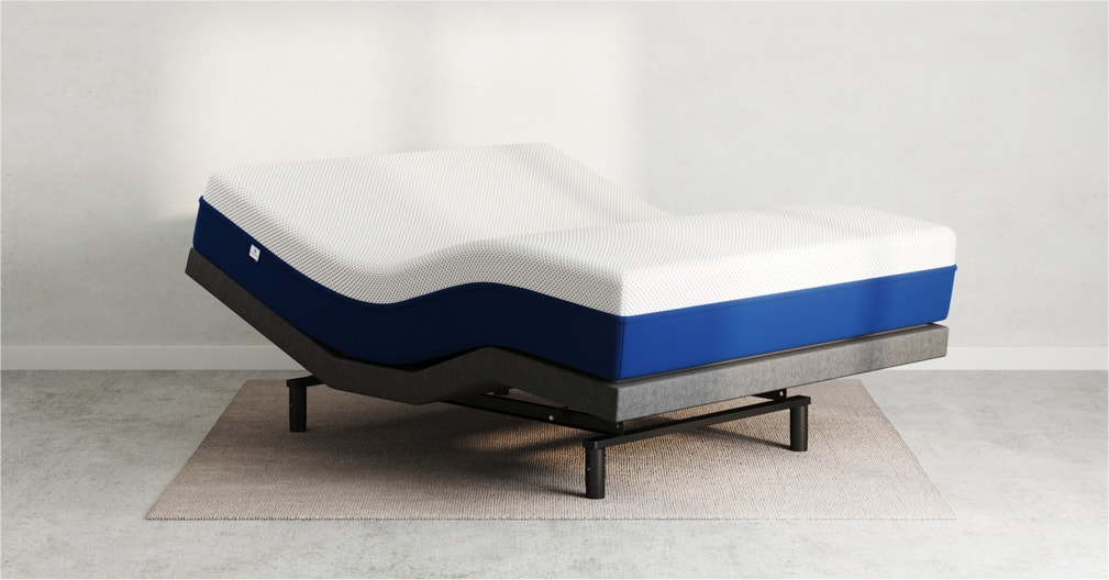 AS2 Mattress With Adjustable Bed Frame