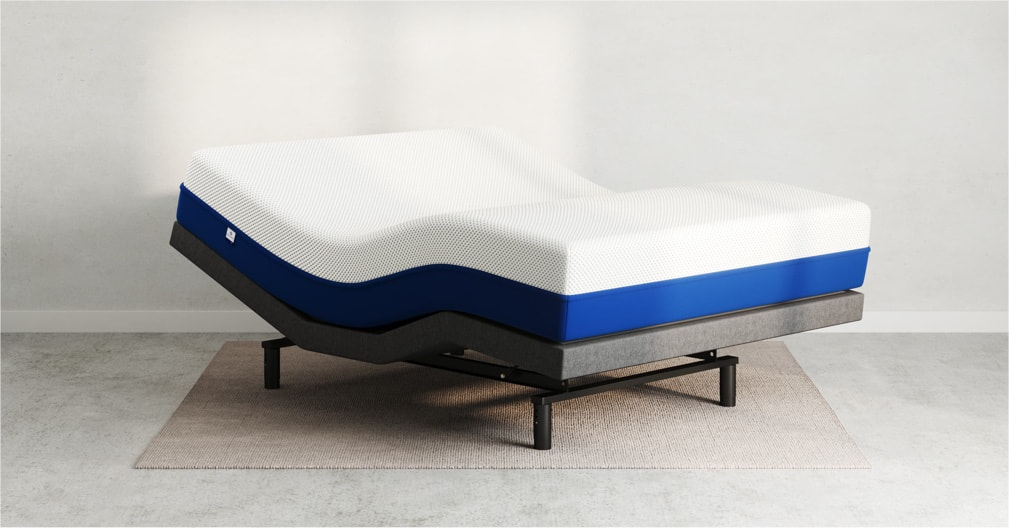 AS3 Mattress With Adjustable Bed Frame