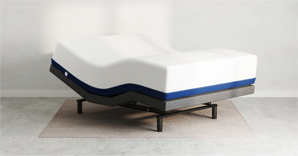 AS5 Mattress With Adjustable Bed Frame