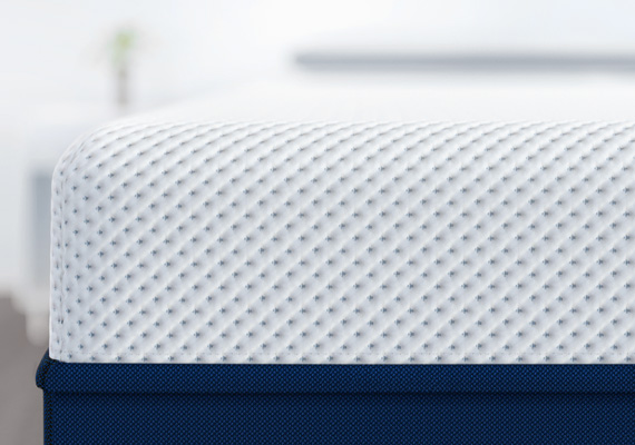 High quality full size mattress detail