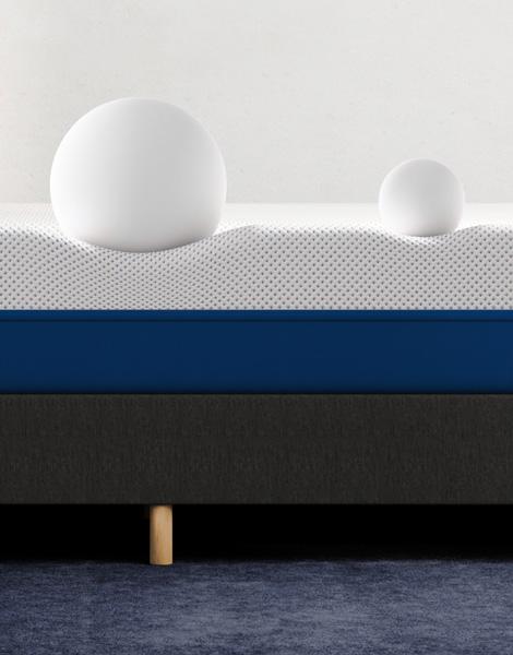Comfortable queen size mattress