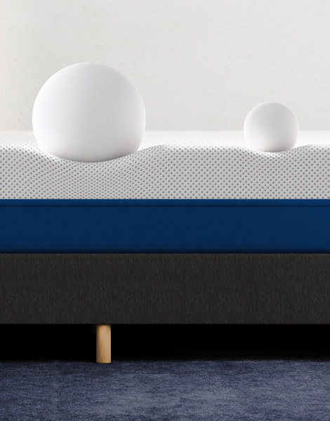 Comfortable twin size mattress