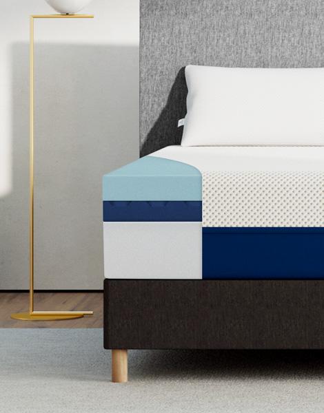 Supportive twin size mattress