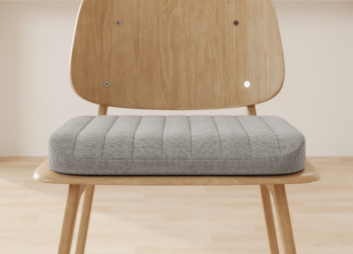 Amerisleep Seat Cushion on chair front view