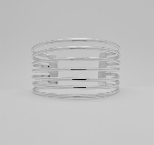 Seven ring cuff