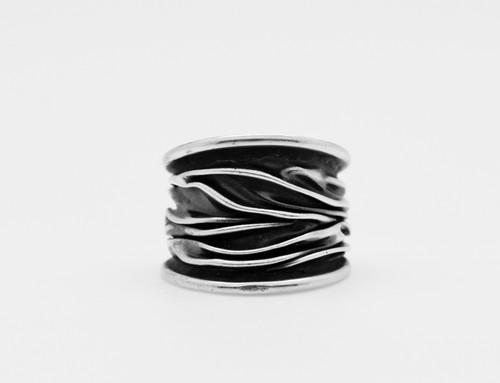 Corrugated Graduated Ring