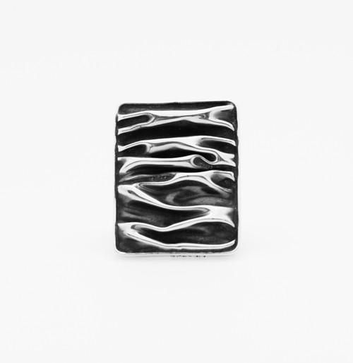 Corrugated Rectangle Ring