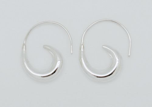 Shrimp Earrings (small)
