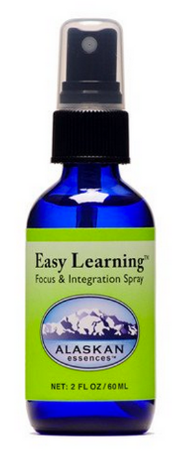Alaskan Essences Easy Learning Spray - 2 oz.