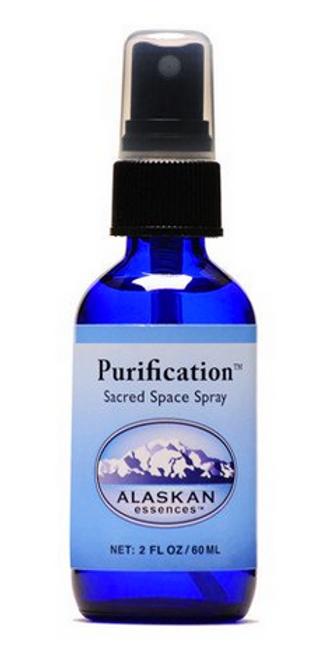 Alaskan Essences Purification Spray - 2 oz.