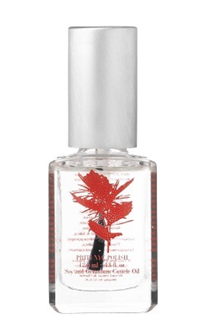 Priti NYC Soy Cuticle  Oil with Geranium Essential Oil