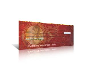 OYA Divine Power Ancestor Checkbook