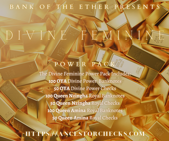 Divine Feminine Power Pack