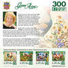 Morning Glory Rooster Green Acres 300 Pc Puzzle