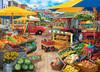 Market Square Hidden Image 1000 Piece Puzzle