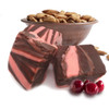 This rich, creamy fudgewith a hint of Amaretto is customer favorite.