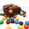 Regular multi colored M & M fudge