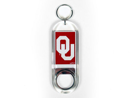 Show your team spirit at the party, game or float trip as you save the day with your bottle opener key chain!