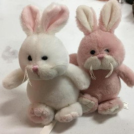 Plush, Soft Spot Bunnies