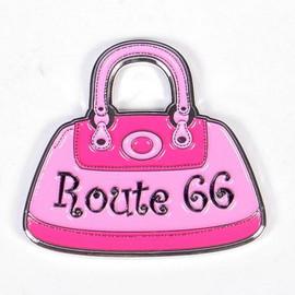 R66 Pink Handbag Magnet