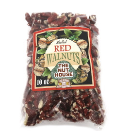 Red Walnuts from The Nut House