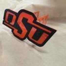 OU/OSU Trailer Hitch Cover