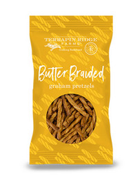 Light and crispy with just the right amount of buttery flavor, these make a great snacking pretzel! Use with your favorite dip or salsa. So tasty with our mustard selection.