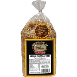 Troyers old-fashioned popcorn is the classic comfort food. But there's also comfort in knowing that they are healthy (non-GMO).