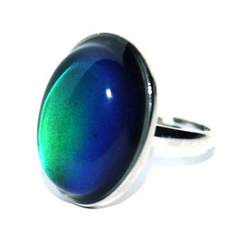 Oval Stone Mood Ring