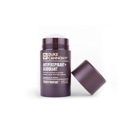 Duke Cannon Sandalwood Amber Trench Warfare Antiperspirant Deodorant