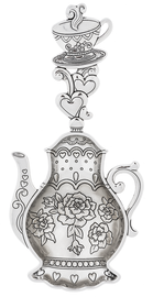 everything spoon teapot shape