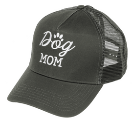 Dog Mom Ponytail Hat