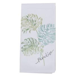 Paradise Embroidered Flour Sack Towel