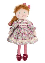 """Olivia Rag Doll 20"""" Ganz"""