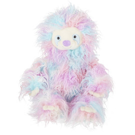 Rainbow Plush Sloth