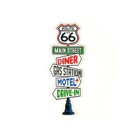 R66 Signpost Magnet
