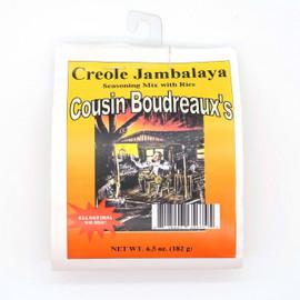 Boudreaux's Creole Jambalaya