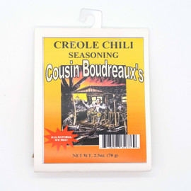 Boudreaux's Creole Chili Seasoning