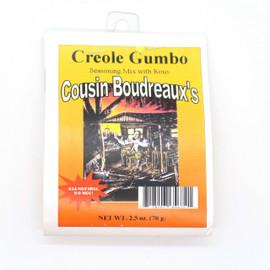 Bouderaux's Creole Gumbo