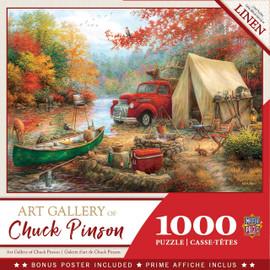 "MasterPieces 19.25"" x 26.75"" 1000pc Artist Chuck Pinson"