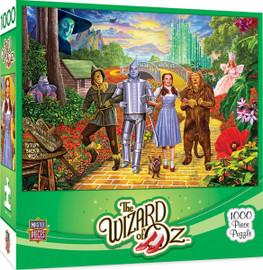 Off to See the Wizard 1000 PC Puzzle
